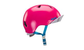 Bern Niña Helm hot pink