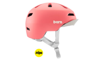 Bern Niño 2.0 MIPS Matte Grapefruit