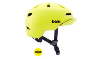 Bern Niño 2.0 MIPS Matte Lime