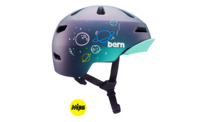Bern Niño 2.0 MIPS Metallic Space Splat