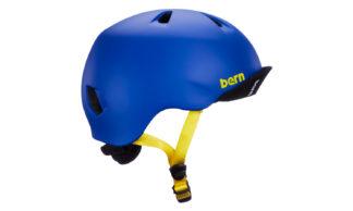 Bern Niño Helm blau