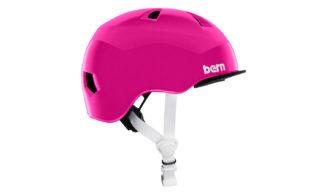 Bern Tigre Helm gloss pink