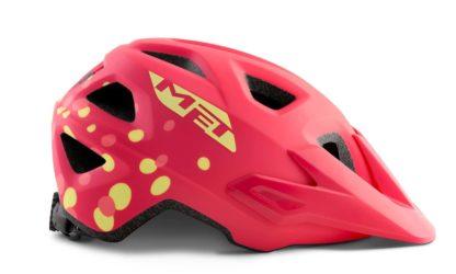 MET Eldar Helm coral pink