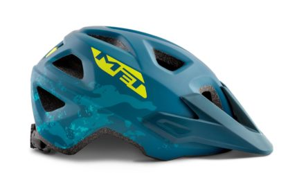 MET Eldar Helm petrol blue matt