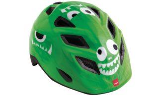 MET Kids Elfo Helm green monsters