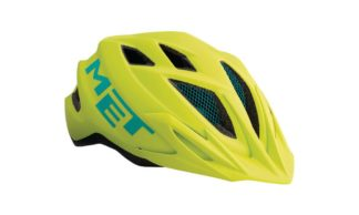 MET Youngsters Crackerjack Helm safety yellow